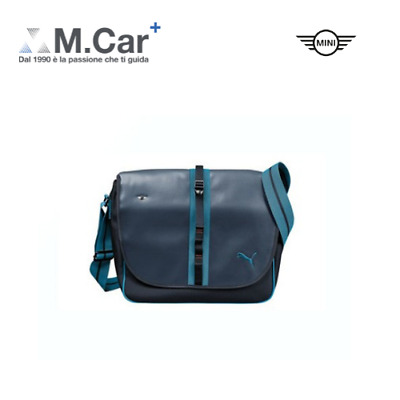 MINI by Puma Shoulder Bag Borsa Blu Tracolla Lifestyle Originale | 80222288491
