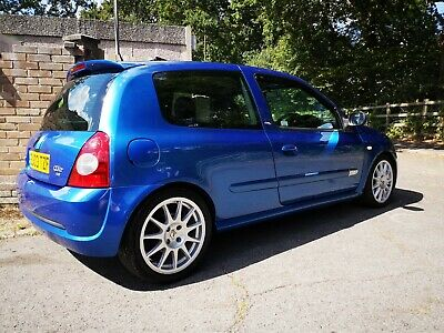 2003 Renault Clio 172 Cup Renaultsport 2.0 16v