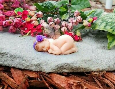 Baby Fairy/Fairy Cake Topper/ Figurine/ Collectable