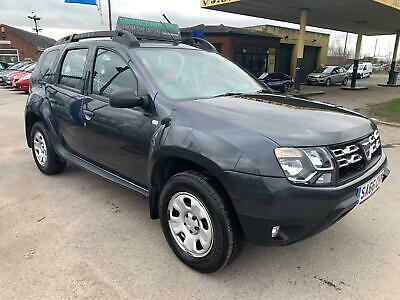 2016 Dacia Duster 1.5dCi 4X4 Ambiance, Full Service History