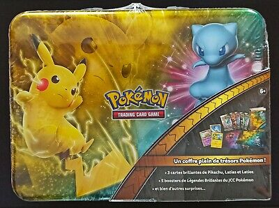 Pokemon - Coffret Valisette Légendes Brillantes en Français