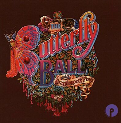 Roger Glover and Friends - The Butterfly Ball And The Grasshopper's Feast [CD]
