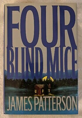 Four Blind Mice (Alex Cross) by James Patterson-Hardcover