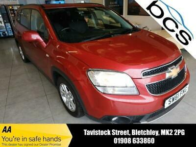 Chevrolet Orlando 2.0 VCDI LT. Great Condition Family Auto 7 Seater. 5 Services