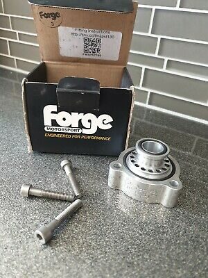 Forge Blow Off Dump Valve Adaptor Ford Fiesta ST180 1.6 EcoBoost Turbo swoosh
