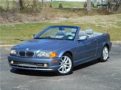 2001 BMW 3-Series 330Ci CONVERTIBLE LOW 77K MILES 328 325 CARFAX 2001 BMW 330Ci CONVERTIBLE LOW 77K MILES 328 325 CARFAX PRICED TO SELL!