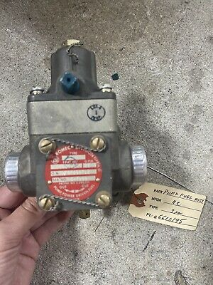 Lycoming Continental Romec Division Fuel Pump