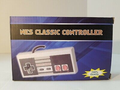 NES Classic Edition Controller Gamepad For Nintendo Mini Console System Wired