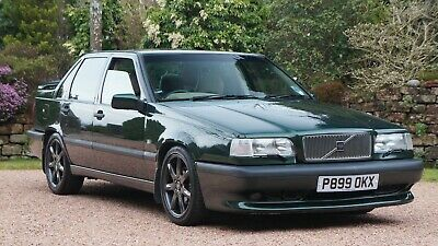 Volvo 850 R Saloon Rare Manual Major Service Performance Exhaust - Investment