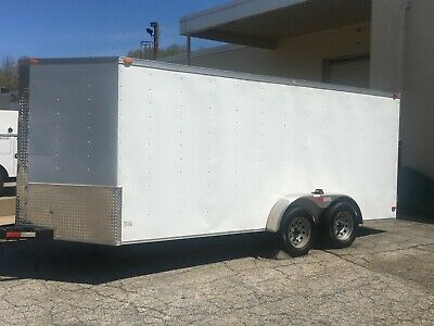 Mobile Wash Trailer NorthStar Hot Water Washer w/2 Wands! NICE!