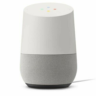 Google Home - Smart Speaker with Google Assistant - White/Slate (GA3A00485A03)