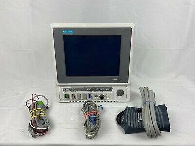 GE/Marquette Eagle 4000 Patient Monitor W/ Leads