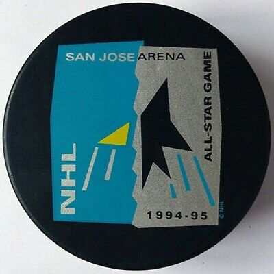 NNHL All-Star Game '94/95 Ice Hockey Puck