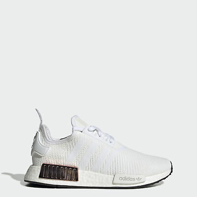 Adidas Nmd R2 Sneakers Casual Sneakers White Womens Size 10 B
