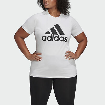 adidas Badge of Sport Tee (Plus Size) Women's