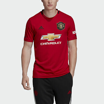 adidas Manchester United Home Jersey Men's