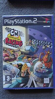 Cartoon Network Racing - Sony  Playstation 2 - Ps2 - BRAND NEW