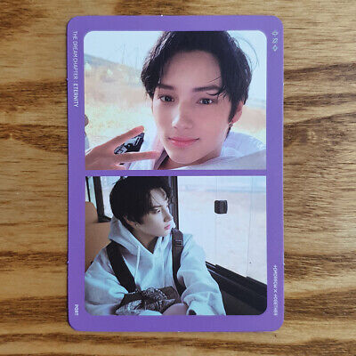 Huening Kai Official Photocard TXT The Dream Chapter : Eternity Genuine Kpop