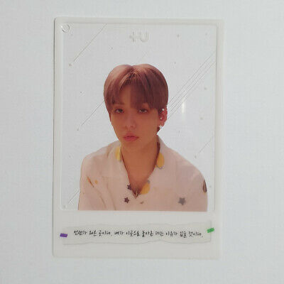 Soobin Official Photocard TXT The Dream Chapter : Eternity Genuine Kpop