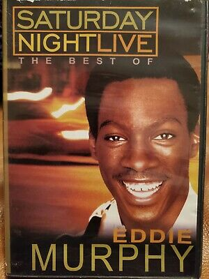 DVD  Eddie Murphy, Best of Saturday Night Live.