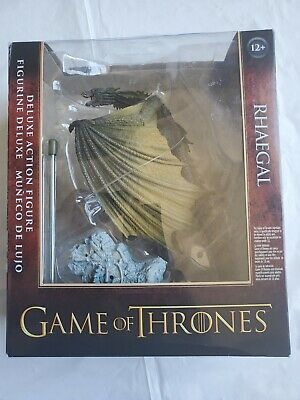 Game Of Thrones HBO Rhaegal Dragon Deluxe Action Figure Mcfarlane Toys.Brand New