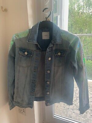Gorgeous Girls Next Denim Jacket, Aged 14 Years