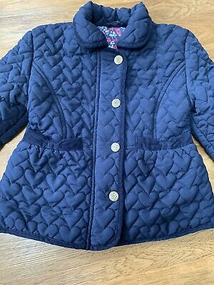 George Girls Spring/Summer Coat Age 4-5 Years Excellent Condition