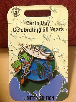 NEW Disney Parks Earth Day 2020 Flik A Bug's Life Pin LE ~ 50 YEARS Free Ship