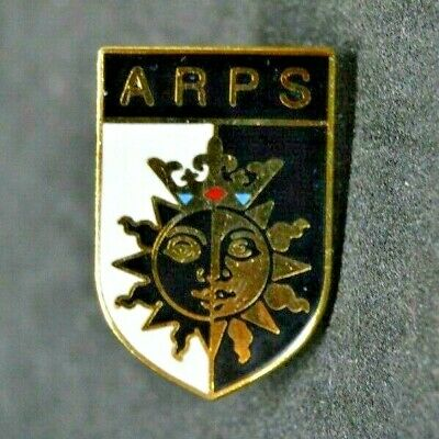 ARPS Associate Royal Photographic Society enamel lapel pin badge by Toye