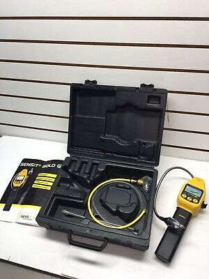 Sensit Gold G2 Combustible Gas Leak Indicator With Case
