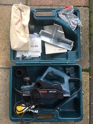 Bosch GHO 31-82 Planer, 110v, Good Used Condition