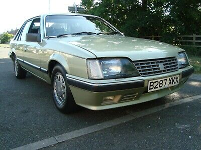 Vauxhall Senator Mk1 3.0 Full Mot And Includes 3.0 Spare Engine