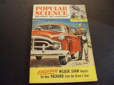 Popular Science Sep 1950 Can Jets Support Infantry,. New Packard ID:54309