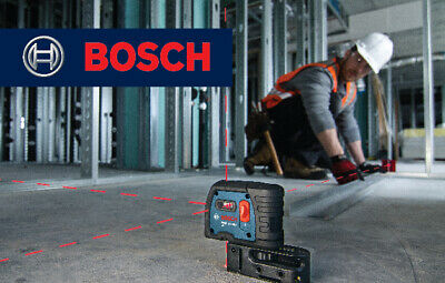 **NEW** Bosch 5- Point Self-Leveling Alignment Laser GPL 5 R