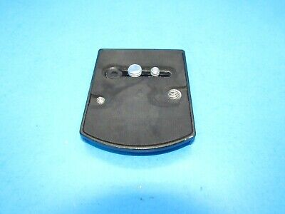 genuine Manfrotto 410PL or Bogen 3271 tripod quick release plate or shoe