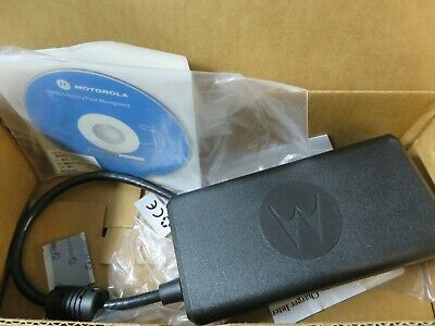 Motorola NNTN7677A IMPRES Fleet Management Charger Interface Unit