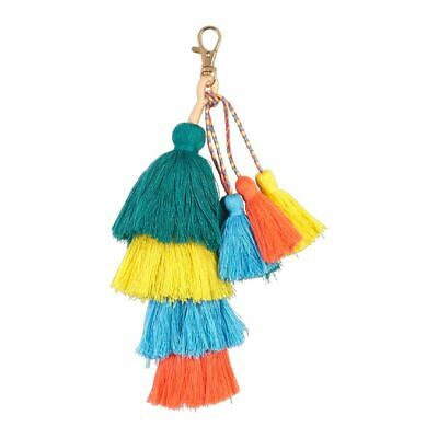 NEW Havana 4 x 4 Tassels By Spotlight