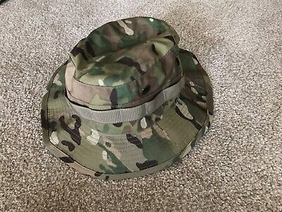 7 3/8 Boonie Hat Cap OCP Scorpion Multicam NEW With Tags USGI