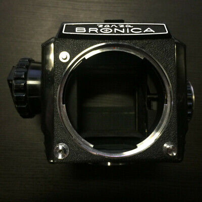 Zenza Bronica S2A S2 A Medium Format Film Camera Body Only