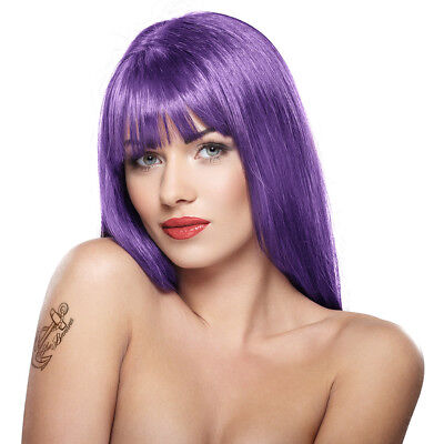 Stargazer Semi-Permanent Purple Colour Conditioning Hair Dye 70ml