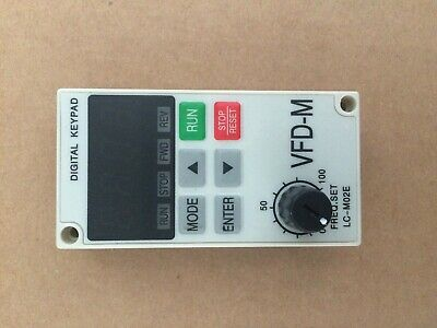 NEW LC-M02E VFD-M type Delta converter panel #free ship with tracking number