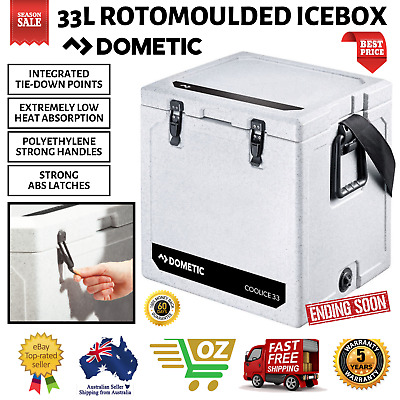 Dometic Cool-Ice 33L Camping Outdoor Rotomoulded Icebox