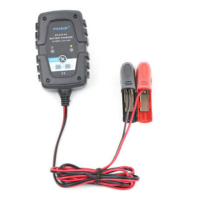 Automatic Battery Charger Maintainer Overvoltage Protection for Car Motorcycle
