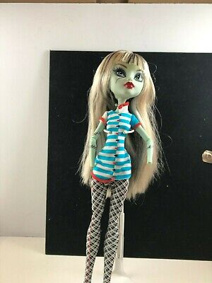 Monster high dolls Frankie stein Home Ick (no apron,hands or shoes)