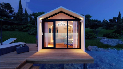 TitanPro - Ready House | Tiny House | Prefabricated House | Wooden Cabin