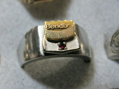 Bendix Service Award Ring