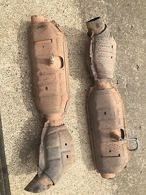 catalytic converter scrap platinum palladium RHODIUM 4 ford full cats
