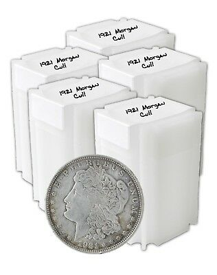 1921 Silver Morgan Dollar Cull Lot of 100 S$1 Coins *Credit Card Payment Only