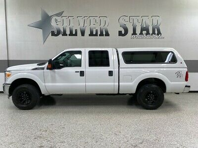 2013 Ford F-250  2013 F250 XLT 4WD 6.2L-V8 CrewCab ShortBed loaded Nice Texas!