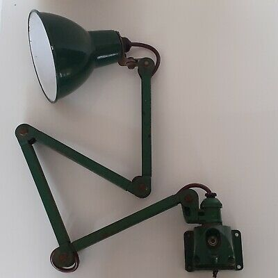 Vintage Industrial Anglepoise Lamp Light